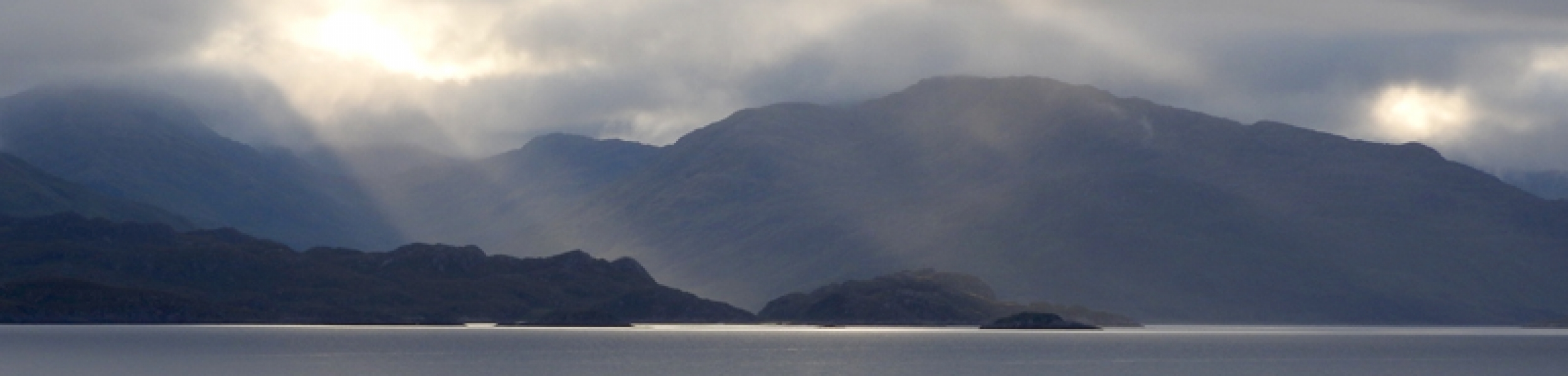KnoydART Bed and Breakfast Skye view