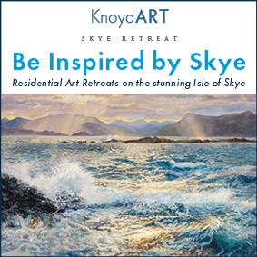 Painting holidays on Skye